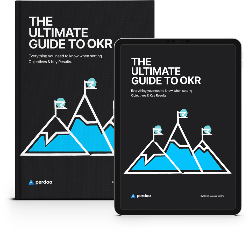 The Ultimate Guide To Okr Cover