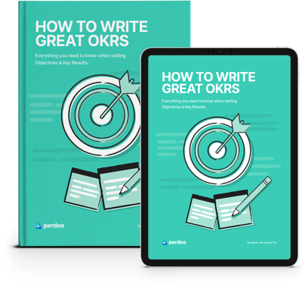 How To Write Great Okrs Resources Cta Banner
